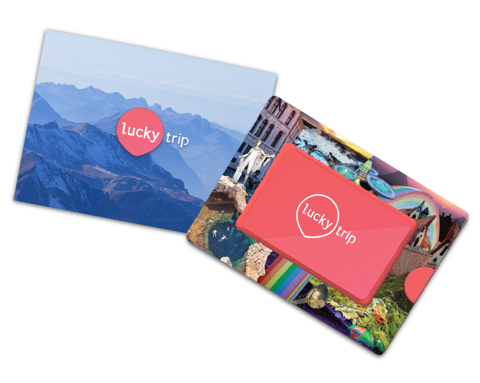 GiftCards Mockup